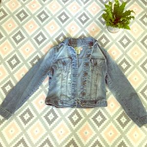 Paris Blues Denim jacket size medium